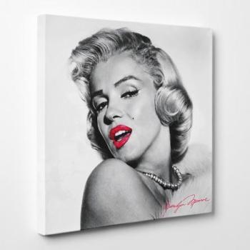 Tableau toile - Marilyn Monroe