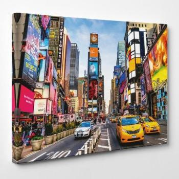 Tableau toile - New York Time