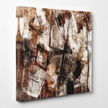 Tableau toile - Abstrait 2