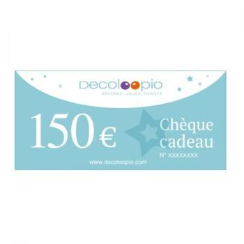 Chèque cadeau Decoloopio 150