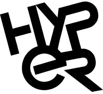 Stickers vélo hyper bike co