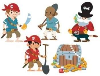 Stickers enfants Personnages