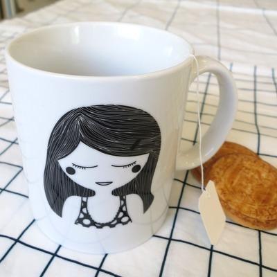 Mug fille I love you