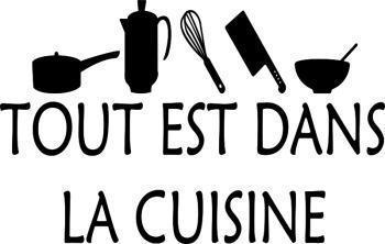 Artis sticker miroir cuisine for Tout pour la cuisine aubiere