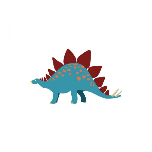 Sticker enfant Stégosaure