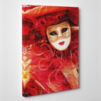 Tableau toile - Masque Venise