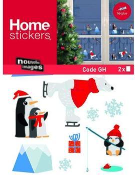 Recherche vitres du guide et comparateur d 39 achat - Stickers noel pour vitres ...