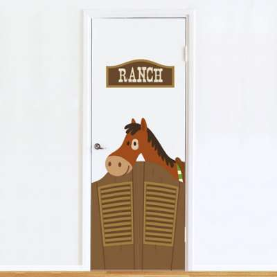 Sticker de Porte Ranch