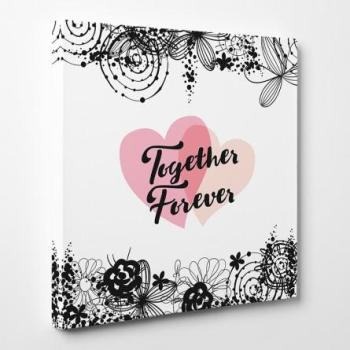 Tableau toile - Forever