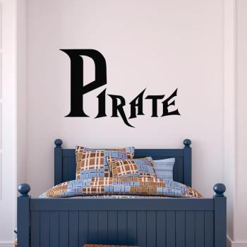 Sticker citation Pirate