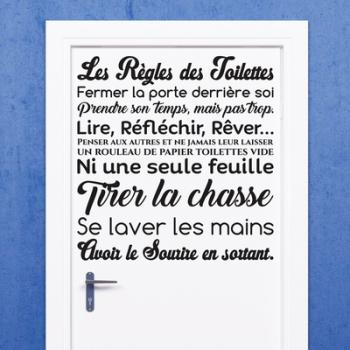 Sticker citation design Les