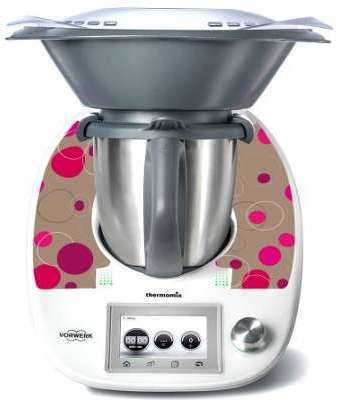 Stickers Thermomix TM 5 Design