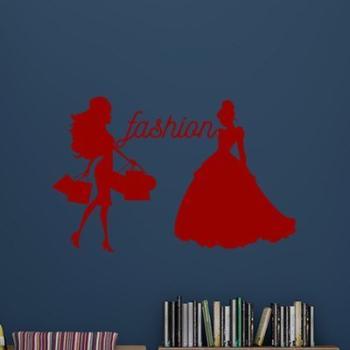 Sticker citation Fashion