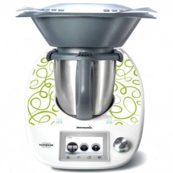 Stickers Thermomix TM 5Liseret