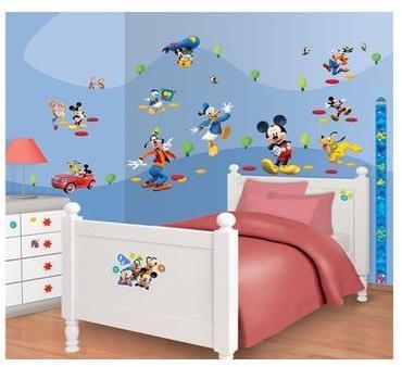 Coffret Stickers Disney Mickey