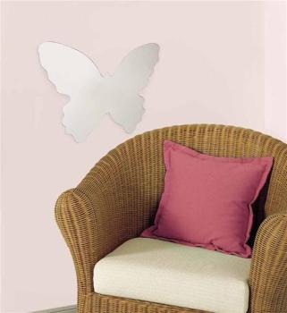 Sticker miroir Papillon