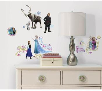 Stickers Disney Reine des