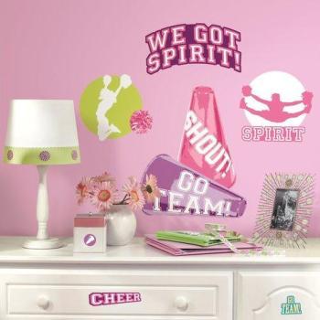 Stickers Cheerleader