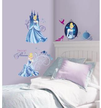 Stickers DISNEY PRINCESSE