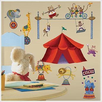 Stickers Le Grand Cirque