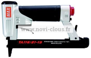 MAX TA116 21-13 AGRAFEUSE