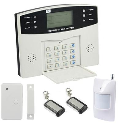 Alarme maison mixte avec transmetteur