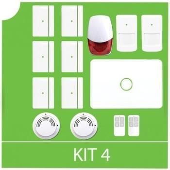 Alarme GSM Smartbox S1 kit
