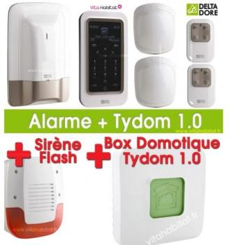 Pack Alarme Domotique TYXAL