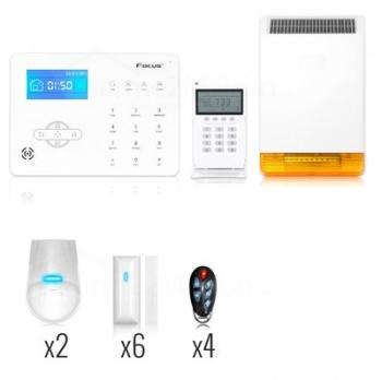 Alarme Maison sans fil Focus