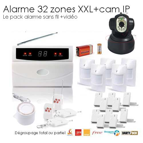 Catgorie alarme de maison page 3 du guide et comparateur d for Alarme maison securite good deal