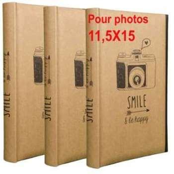 Lot de 3 albums Smile A1 à