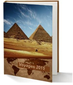 Album Photo Voyage - Globetrotter