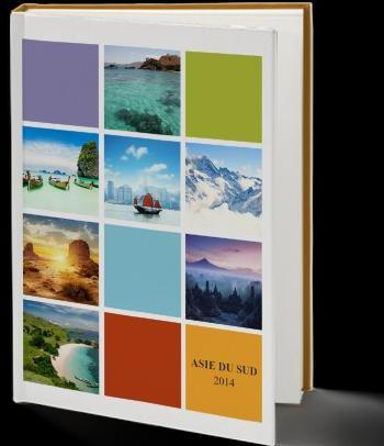 Album Photo Voyage A4 Portrait