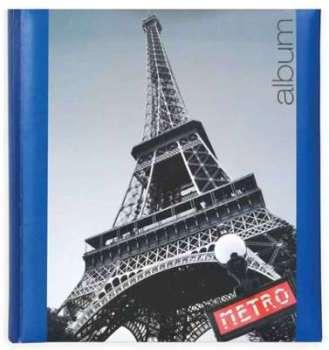 Album voyage Paris traditionnel