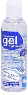 Gel hydroalcoolique mains