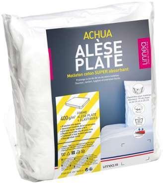 Alèse plate 160x190 cm ACHUA