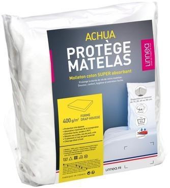 Protège matelas 150x190 cm