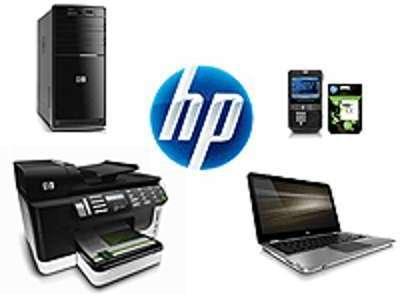 HP - Alimentation électrique