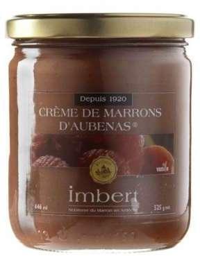 Crème de marrons d Aubenas