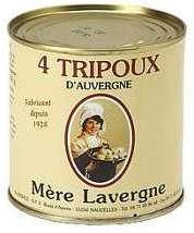4 Tripoux d Auvergne de la