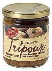 2 Tripoux d Auvergne aux lentilles