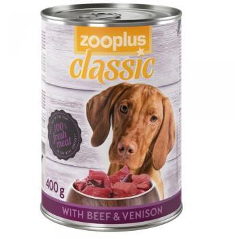 Zooplus Classic gibier b uf