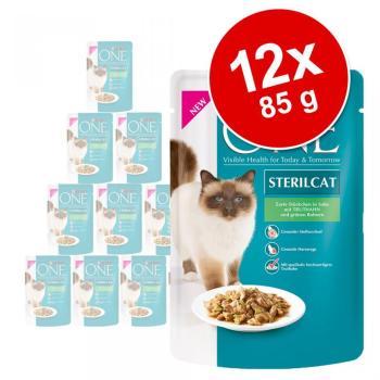 Purina One pour chat stérilisé
