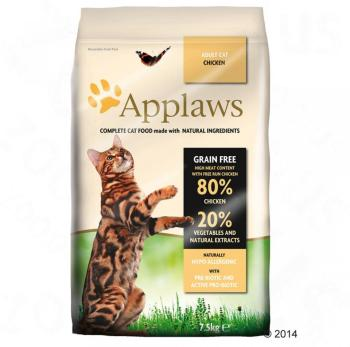 Applaws poulet pour chat -