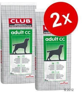 2x15kg Adult CC Club Special