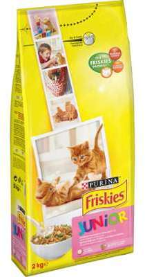 Croquettes pour chat Junior