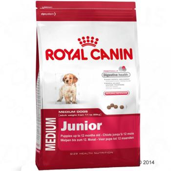 15 kg Medium Junior Royal