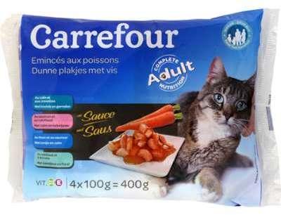 Pâtée pour chats Adult émincés