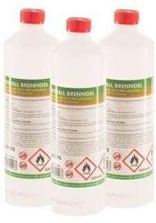 Bioéthanol en gel 15 x 1 L