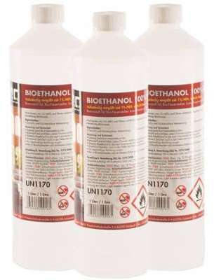 Bioéthanol à 100 dénaturé